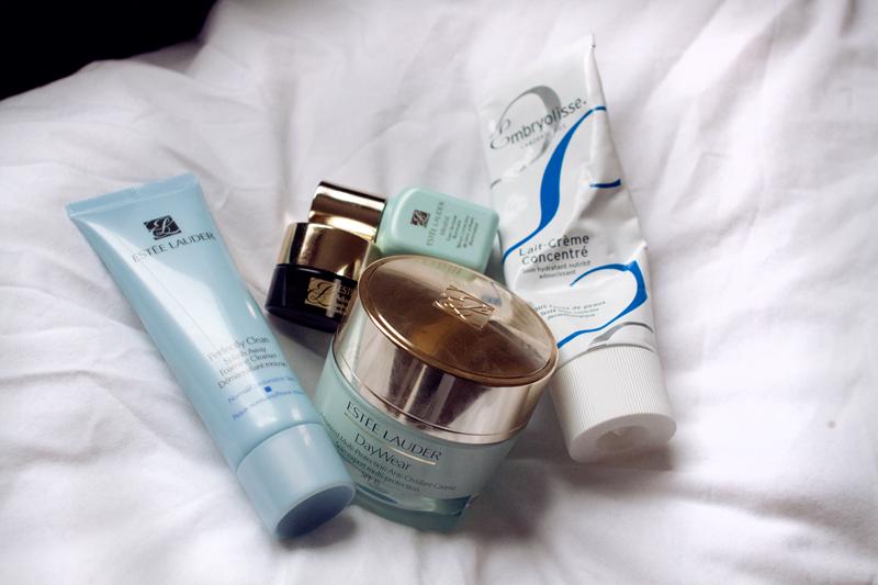 Estee Lauder Skincare Routine - Bisous Natasha