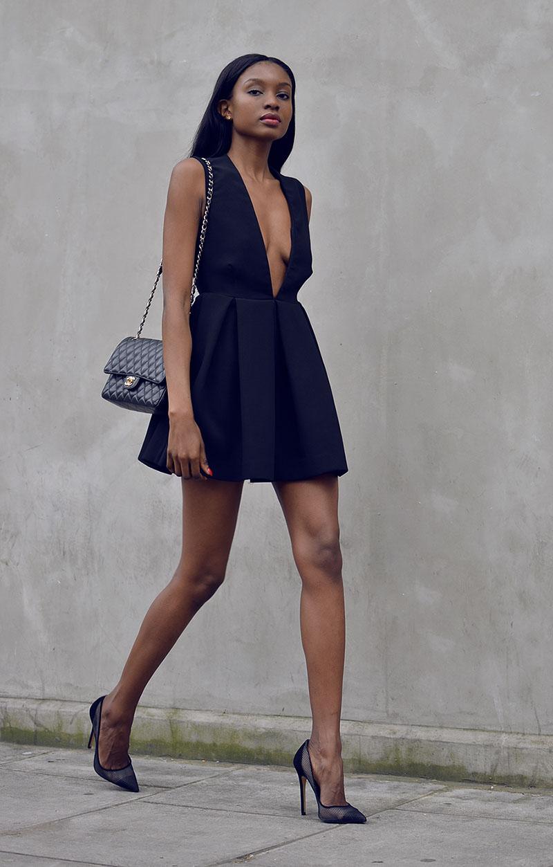 AQ AQ Upper Mini Dress-1