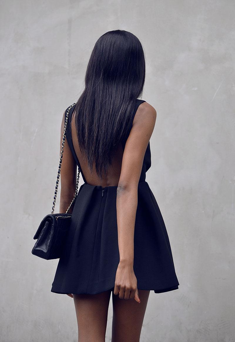 AQ AQ Upper Mini Dress-3