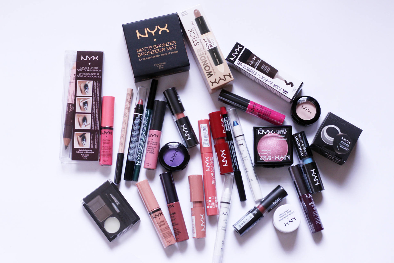 Image result for nyx cosmetics