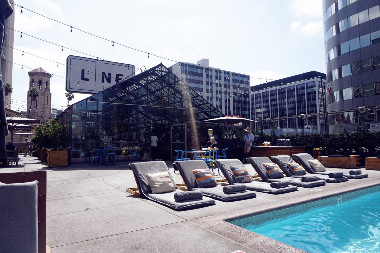 The line hotel los angeles bisous natasha - The line hotel los angeles ...